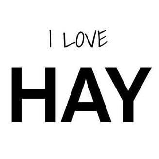I Love Hay